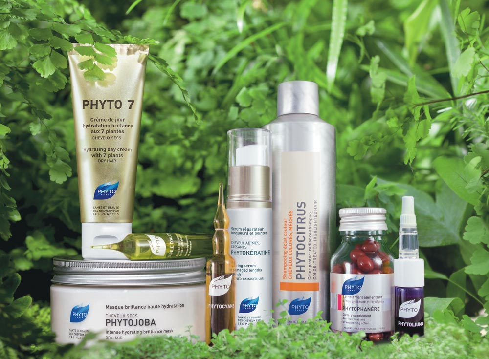 Phyto Hair Care Products